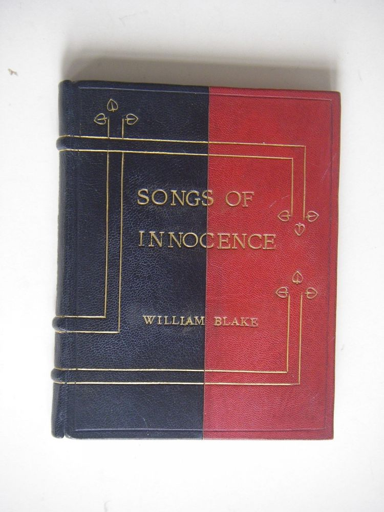 SONGS OF INNOCENCE. BLAKE. WILLIAM.