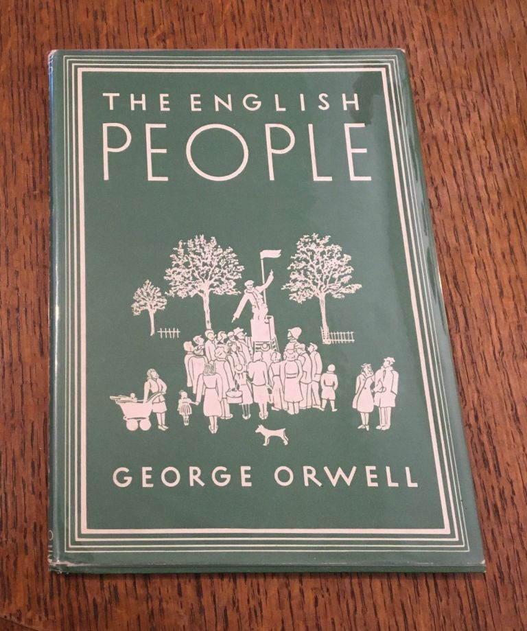 THE ENGLISH PEOPLE. ORWELL. GEORGE.