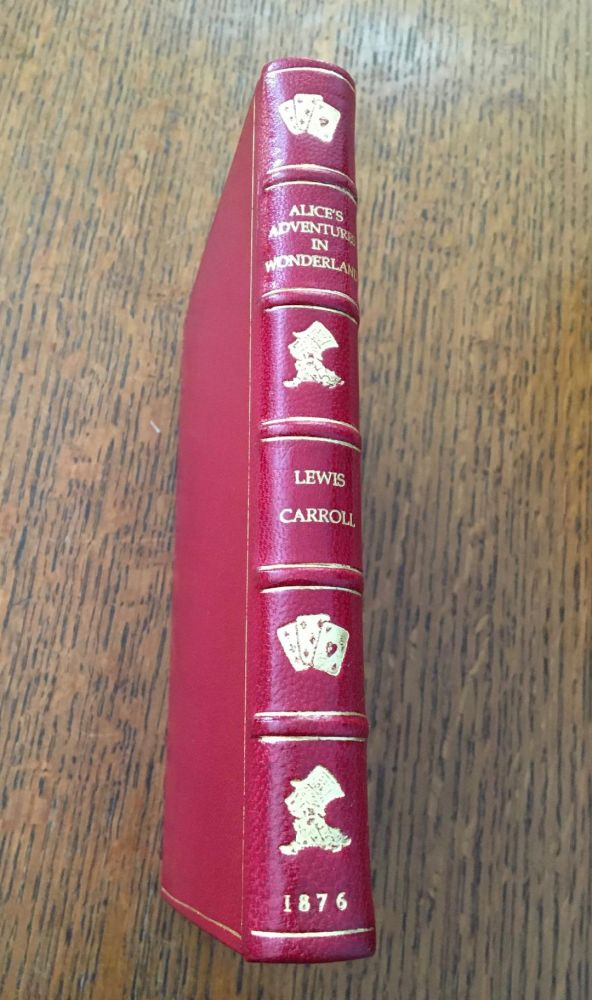 ALICE'S ADVENTURES IN WONDERLAND. CARROLL. LEWIS., Tenniel. John. Illustrates.