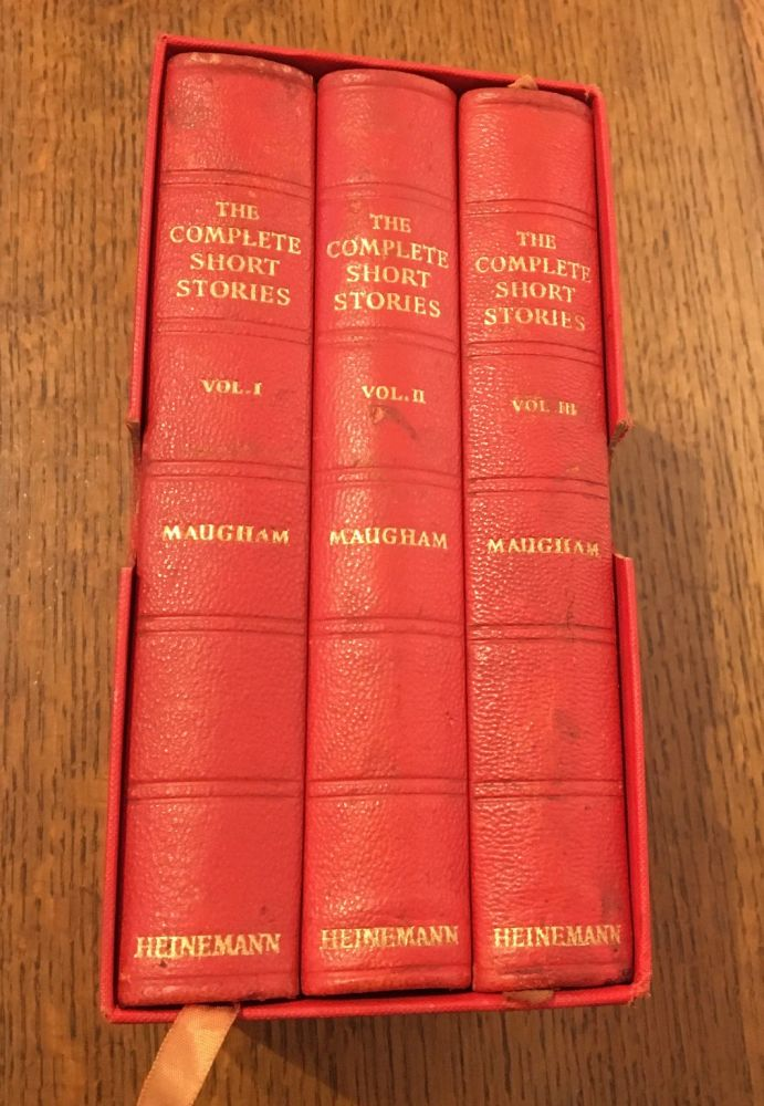 THE COMPLETE SHORT STORIES. MAUGHAM. W. SOMERSET.