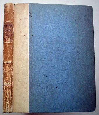VOLUMES IN FOLIO. GALLIENNE. RICHARD LE.