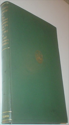 THE LEFT HANDSHAKE. The Boy Scout movement during the war. 1939-1945. SAUNDERS. HILARY St. GEORGE.