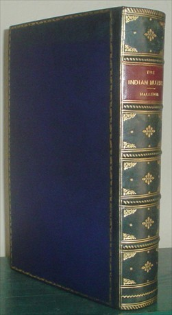 THE INDIAN MUTINY OF 1857. With portraits and plans. MALLESON. Colonel G. B.