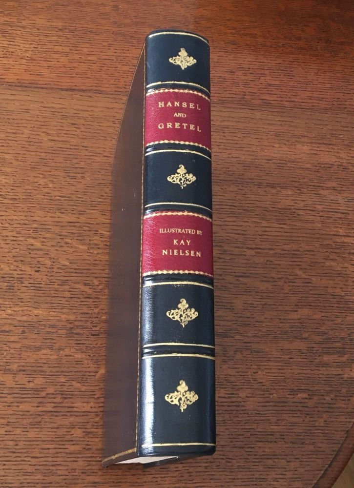 HANSEL AND GRETEL. And other stories by the Brothers Grimm. NIELSEN. KAY. Illustrates., Grimm. Wilhelm, Jacob.