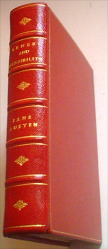 SENSE AND SENSIBILITY. With an introduction by Austin Dobson. AUSTEN. JANE., Thomson. Hugh. Illustrates.