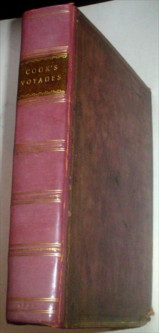 VOYAGES ROUND THE WORLD PERFORMED BY CAPTAIN JAMES COOK F. R. S. By Royal Authority, Containing the Whole of His Discoveries in Geography, Navigation, Astronomy Etc. With Memoirs of His Life, and Particulars Relative to His Unfortunate Death. Embellished with engravings. COOK. Capt. JAMES., Anderson. G. W. Abridges.