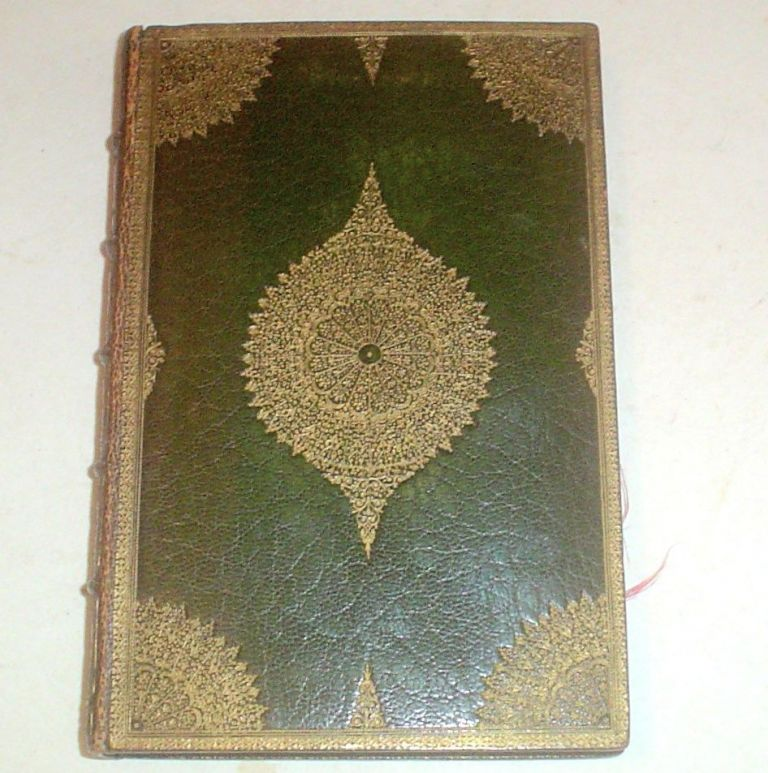 THE RUBAIYAT OF OMAR KHAYYAM. The Astronomer Poet of Persia. Rendered into English Verse. (Translated by Edward Fitzgerald). OMAR KHAYYAM., FINE BINDING.