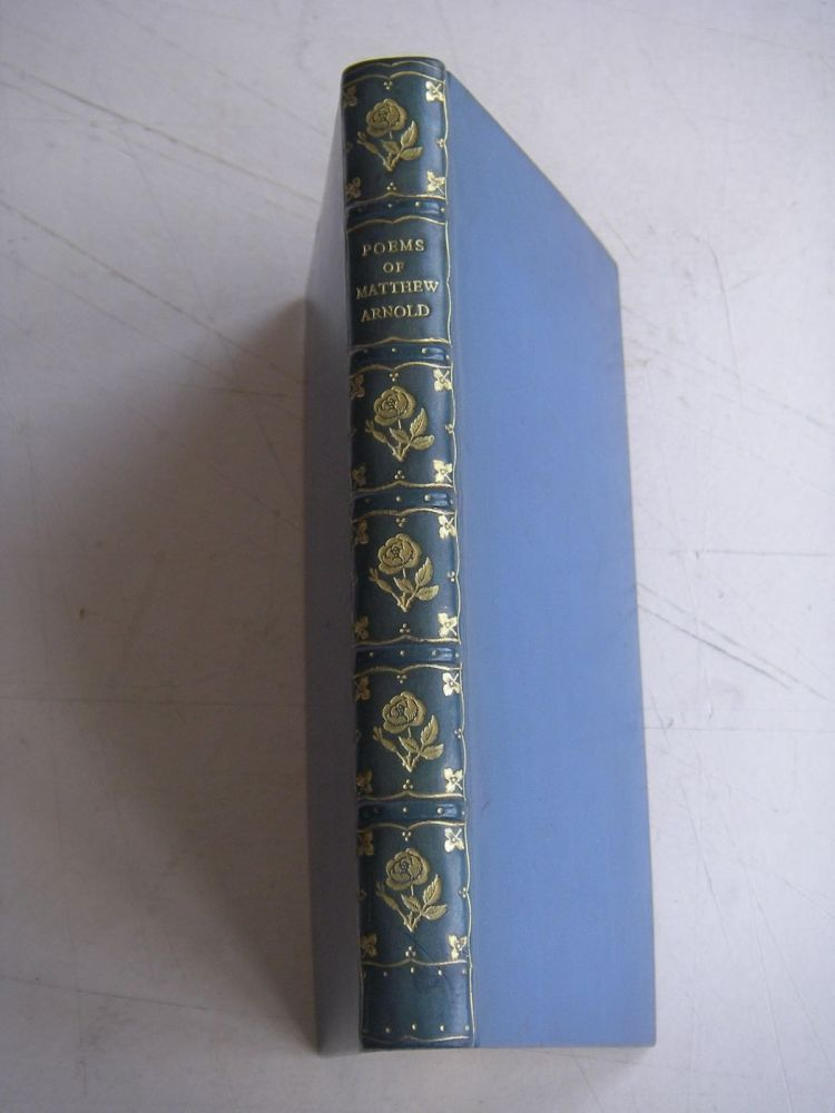SELECTED POEMS. The Golden Treasury series. ARNOLD. MATTHEW.