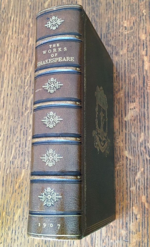 THE WORKS. Edited by William George Clark and William Aldis Wright. The Globe Edition. SHAKESPEARE. WILLIAM.