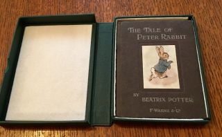 THE TALE OF PETER RABBIT. POTTER. BEATRIX.