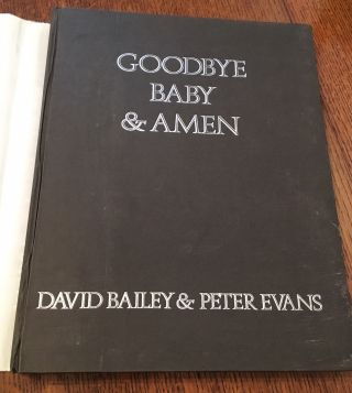GOODBYE BABY AND AMEN. A Saraband for the Sixties.