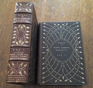 THE COLLECTED WORKS. Edited with a preface by William M. Rossetti. In two volumes. ---- Volume 1....