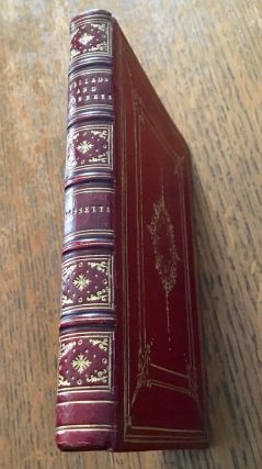 BALLADS AND SONNETS. With a memoir of the Author by Francis Heuffer. Copyright edition. ROSSETTI....
