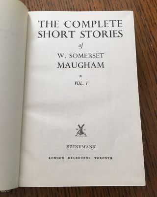 THE COMPLETE SHORT STORIES.
