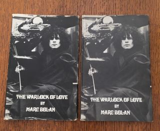 THE WARLOCK OF LOVE. BOLAN. MARC