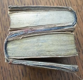 BOOK OF COMMON PRAYER - HYMNS, ANCIENT AND MODERN.