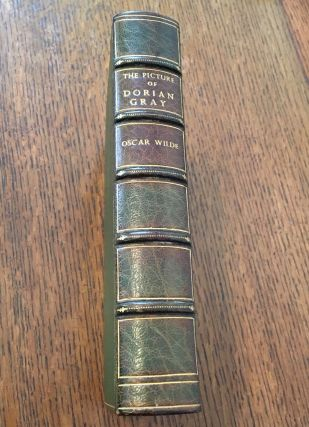 THE PICTURE OF DORIAN GRAY. With an editorial note by Robert Ross. WILDE. OSCAR