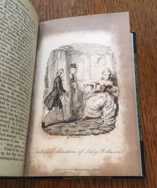THE HISTORY OF TOM JONES, A FOUNDLING. With a memoir of the author by Thomas Roscoe, Esq. and illustrations by George Cruikshank.