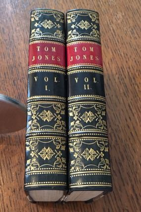 THE HISTORY OF TOM JONES, A FOUNDLING. With a memoir of the author by Thomas Roscoe, Esq. and ...