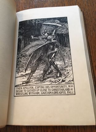 THE PILGRIM'S PROGRESS. From this world to that which is to come delivered under the similitude of a dream. -- Eight Illustrations by Victor W. Burnand.