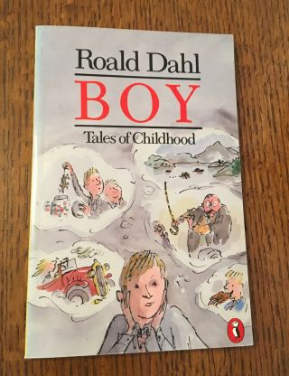 BOY. Tales of Childhood. DAHL. ROALD