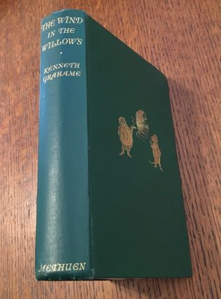 THE WIND IN THE WILLOWS. GRAHAME. KENNETH., SHEPARD. ERNEST H. Illustrates
