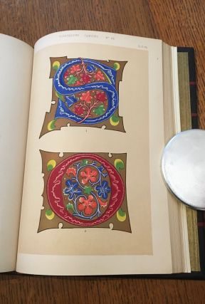 THE ART OF ILLUMINATING. As Practised in Europe From the Earliest Times. Illustrated by Borders, Initial Letters and Alphabets, Selected and Chromolithographed by W. R. Tymms. With an Essay and Instructions by M. D. Wyatt Archt.