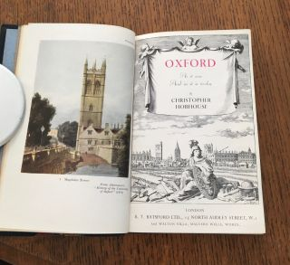 OXFORD. As it was and as it is today.