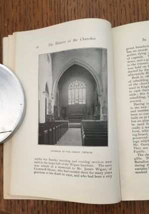THE HISTORY OF THE CHURCHES IN MORTLAKE AND EAST SHEEN.