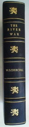 THE RIVER WAR. An account of the reconquest of the Soudan. CHURCHILL. WINSTON. S