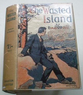 THE WASTED ISLAND.
