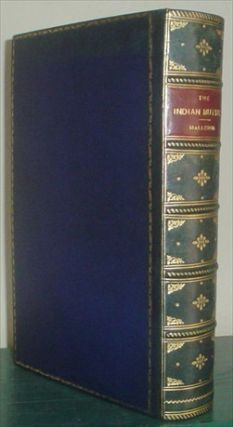 THE INDIAN MUTINY OF 1857. With portraits and plans. MALLESON. Colonel G. B