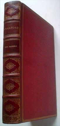 CRANFORD. GASKELL. MRS., HUGH THOMSON. Illustrates