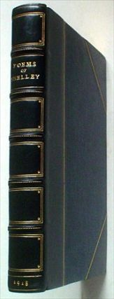 POEMS OF SHELLEY. Selected and arranged by Stopford A. Brooke. SHELLEY., SSHE