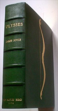 ULYSSES. JOYCE. JAMES