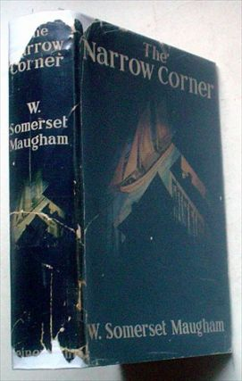 THE NARROW CORNER. MAUGHAM. W. SOMERSET