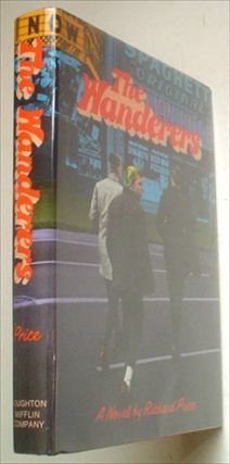 THE WANDERERS. A Novel. PRICE. RICHARD