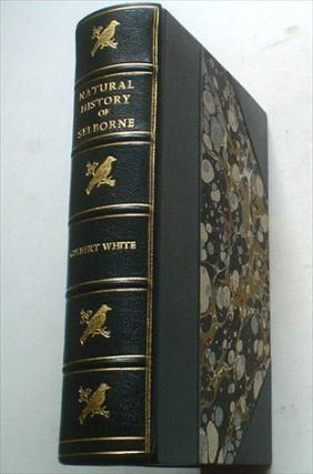THE NATURAL HISTORY OF SELBORNE. Edited with notes by Grant Allen. WHITE. GILBERT., NEW. EDMUND....