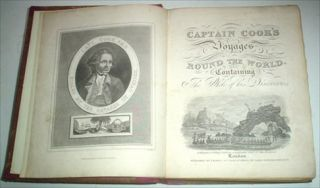 VOYAGES ROUND THE WORLD PERFORMED BY CAPTAIN JAMES COOK F. R. S. By Royal Authority, Containing the Whole of His Discoveries in Geography, Navigation, Astronomy Etc. With Memoirs of His Life, and Particulars Relative to His Unfortunate Death. Embellished with engravings.