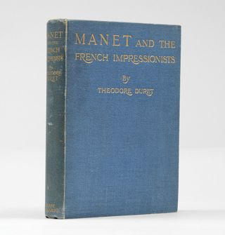 MANET and the French Impressionists. Pisarro, Claude Monet, Sisley, Renoir, Berthe Morisot,...