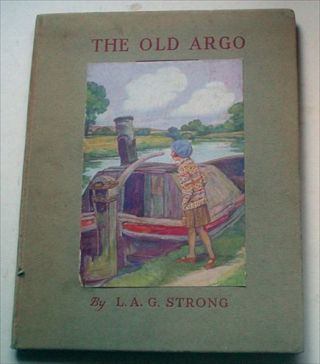 THE OLD ARGO. L. A. G. STRONG