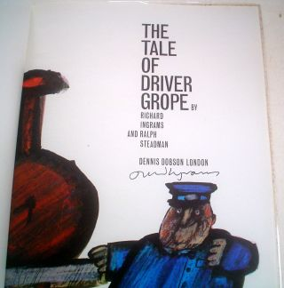 THE TALE OF DRIVER GROPE.