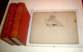 THE WORKS OF MR. FRANCIS RABELAIS. ---With original Artwork. Doctor in Physick. Containing five...