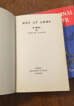 MEN AT ARMS TRILOGY. Men at Arms. - Officers and Gentlemen. - Unconditional surrender.