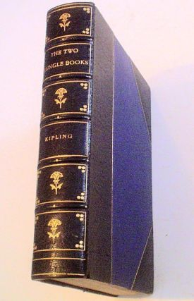 THE TWO JUNGLE BOOKS. With illustrations by J. Lockwood Kipling, C.I.E., and W. H. Drake....