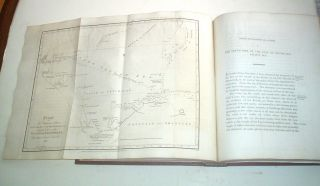 ACCOUNT OF A VOYAGE OF DISCOVERY TO THE WEST COAST OF COREA (Korea), AND THE GREAT LOO-CHOO ISLAND. With an appendix, containing charts, and various hydrographical and scientific notices. --- And a Vocabulary of the Loo-Choo language by H. J. Clifford, Esq.