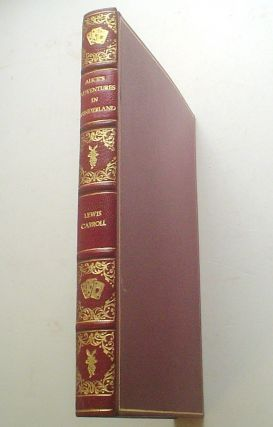 ALICE`S ADVENTURES IN WONDERLAND. With the original illustrations by John Tenniel. CARROLL....