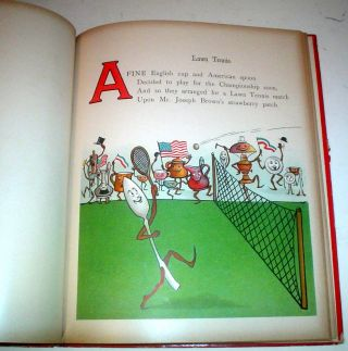 TIN TANS AT PLAY. A book for Children.
