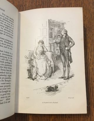 PRIDE AND PREJUDICE. With an introduction by William Keith Leask.