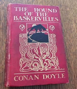 THE HOUND OF THE BASKERVILLES. Another adventure of Sherlock Holmes.